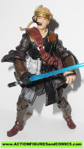 star wars action figures ANAKIN SKYWALKER 2003 clone wars hasbro toys action figures