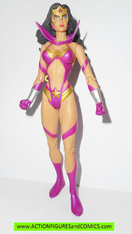 dc direct WONDER WOMAN star sapphire Blackest night series collectables action figures