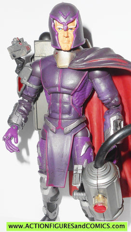 marvel legends MAGNETO X-men classics toy biz action figures 2005