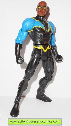 DC UNIVERSE classics BLACK LIGHTNING wave 5 metallo