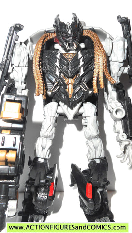 transformers movie CRANKCASE deluxe dark of the moon dotm police suv 2011