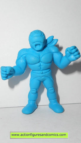KINNIKUMAN MUSCLE MEN KINKESHI BLUE PVC JAPANESE FIGURE//FIGURINE JAPAN ** #013