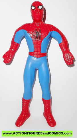 marvel super heroes SPIDER-MAN bend ems justoys action figures
