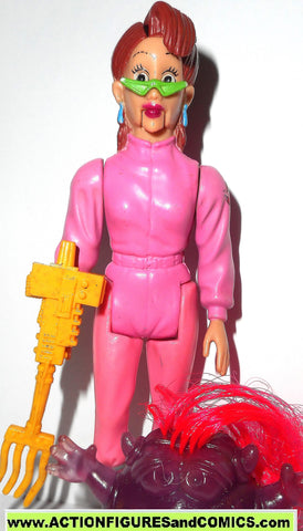 ghostbusters JANINE MELNITZ fright features 1988 the real kenner toy