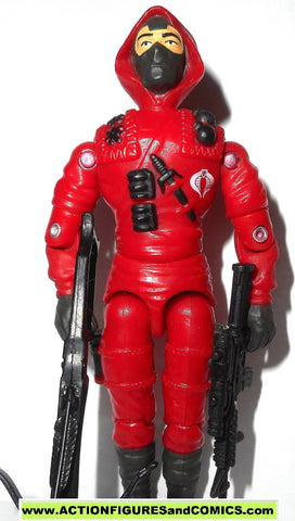 Gi joe STORM SHADOW 2002 v9 gijoe vs cobra red ninja bj's exclusive