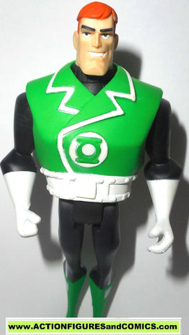 unlimited GUY GARDNER GREEN LANTERN dc universe mattel toys action figures