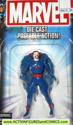 Marvel die cast MR SINISTER poseable action figure 2002 toybiz x-men universe moc