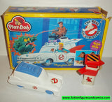 ghostbusters ECTO-1 PLAY-DOH modeling set kenner 1986 1987 moc mib mip complete the real kenner action figure