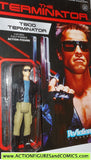 Reaction figures Terminator T800 TERMINATOR arnold schwarzenegger movie action moc