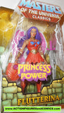 Masters of the Universe FLUTTERINA she-ra classics princess of power motu action figures moc
