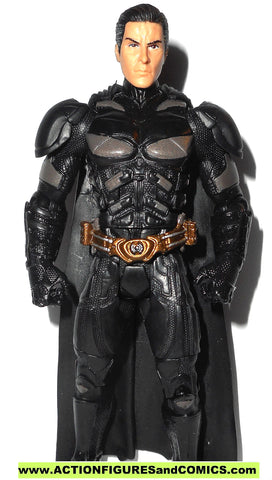 dc universe classics BATMAN movie masters bruce wayne unmasked dark knight begins rises