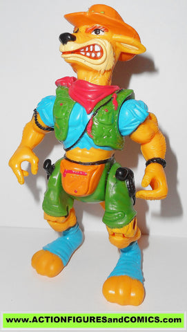 teenage mutant ninja turtles WALKABOUT 1991 vintage complete tmnt
