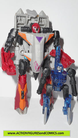 transformers powercore combiners DARKSCREAM RAZORBEAM 2009 hasbro