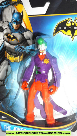 Batman Unlimited JOKER 2013 animated dc universe mattel toys moc