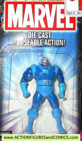 Marvel die cast APOCALYPSE poseable action figure 2002 toybiz x-men universe moc