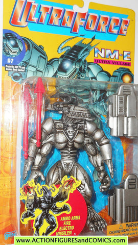 Ultraforce NM-E 1995 galoob action figures hardcase enemy ultraverse moc