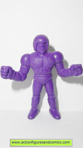 Muscle m.u.s.c.l.e men Kinnikuman WARSMAN A 35 CLASS B PURPLE action figures