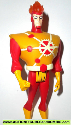 justice league unlimited FIRESTORM dc universe toy figure jlu