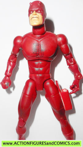 marvel legends DAREDEVIL spider-man classics toy biz 2002 fig