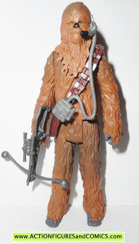 star wars action figures CHEWBACCA millennium falcon wookie force awakens