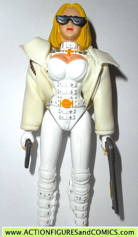 Warrior Nun Areala SHOTGUN MARY variant white leather jacket 1997 antarctic press comics anime