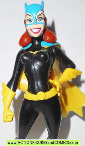 batman animated series BATGIRL Girls of gotham toys r us tru action figures