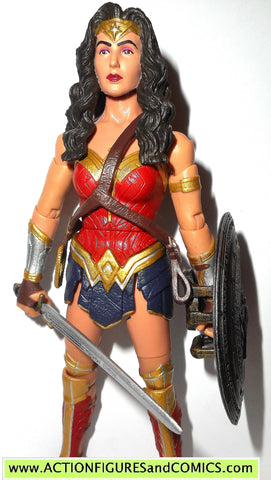 dc universe classics WONDER WOMAN batman v superman MULTIVERSE movie masters