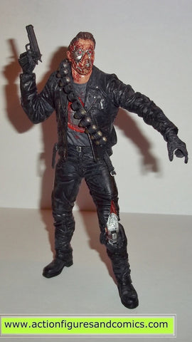 Terminator Mcfarlane movie masters T-800 movie 2 judgement day action figures toys fig