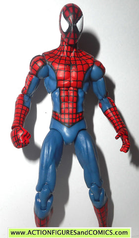 marvel universe SPIDER-MAN new avengers action figures hasbro