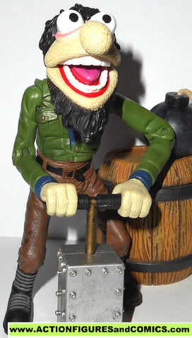 muppets CRAZY HARRY the muppet show palisades toys 2002 action figure