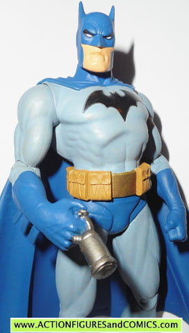 dc direct BATMAN Jim Lee hush series 1 w grapple gun hand collectables universe wgrap