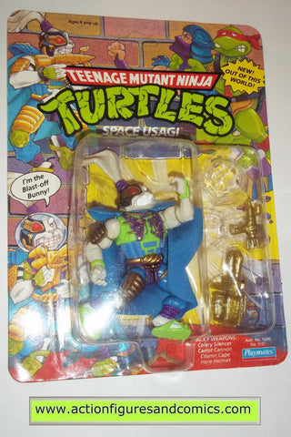 Teenage Mutant Ninja Turtles Usagi Yojimbo Space 1991 Vintage