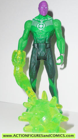 dc universe infinite heroes ABIN SUR green lantern movie GL 07 action figures