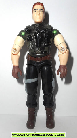 gi joe LEATHERNECK 2001 v4 mobile command center ARAH A real american hero hasbro toys action figures nofc