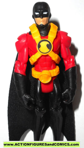 Batman Unlimited RED ROBIN Tim Drake animated dc universe