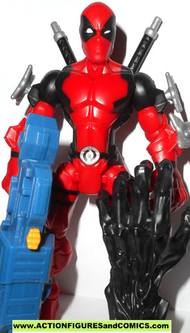 marvel mashers DEADPOOL 6 inch hasbro action figure legends X-MEN