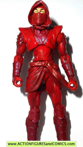 marvel universe RED HAND NINJA 2009 024 24 series 1 action figure