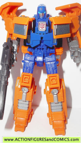 transformers HUFFER combiner wars titans return 2016 action figure