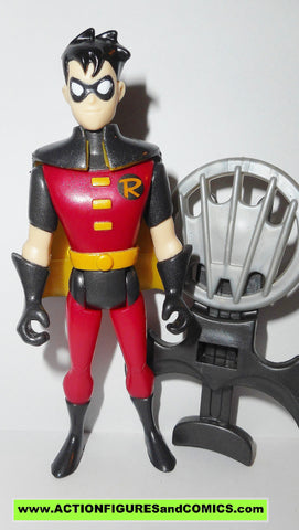 batman animated series ROBIN knight force hero collection action figures
