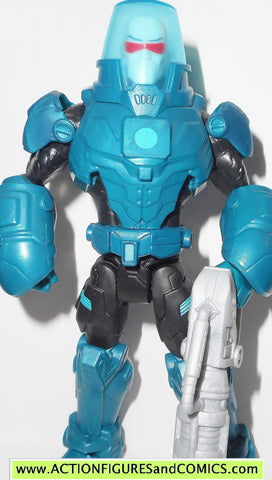 DC universe total heroes MR FREEZE batman 2013 6 inch action figures