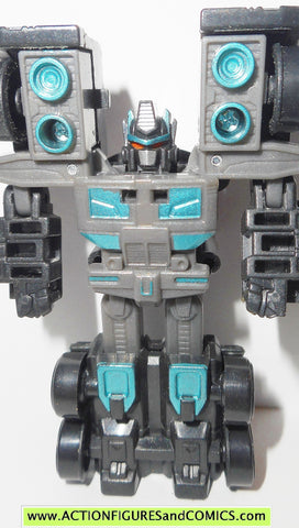 TRANSFORMERS RID SCOURGE spychanger nemesis prime robots in disguise
