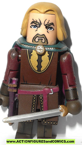 minimates lord of the rings KING THEODEN lotr hobbit 2004 action figure
