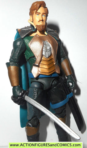 marvel universe FANDRAL Thor movie 2010 action figure warriors three 3