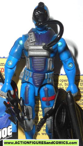 Gi joe UNDERTOW COBRA 2000 v2 arah a real american hero gijoe g i