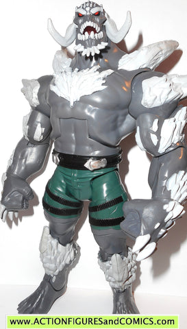 dc universe classics DOOMSDAY Multiverse BAF Complete superman New 52