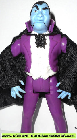 ghostbusters DRACULA MONSTER 1988 the real kenner complete toy figure