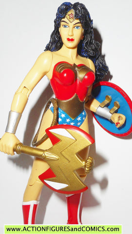 dc direct WONDER WOMAN 1999 universe collectibles action figures