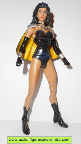 dc universe classics SUPER WOMAN crime syndicate mattel action figures