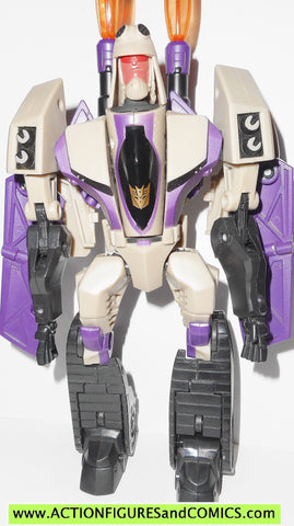 transformers animated BLITZWING complete 2008 hasbro toys action figures