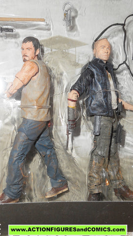 The Walking Dead DARYL MERLE DIXON series 4 mcfarlane toys moc